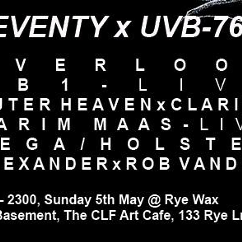 One.Seventy x UVB - 76 Music
