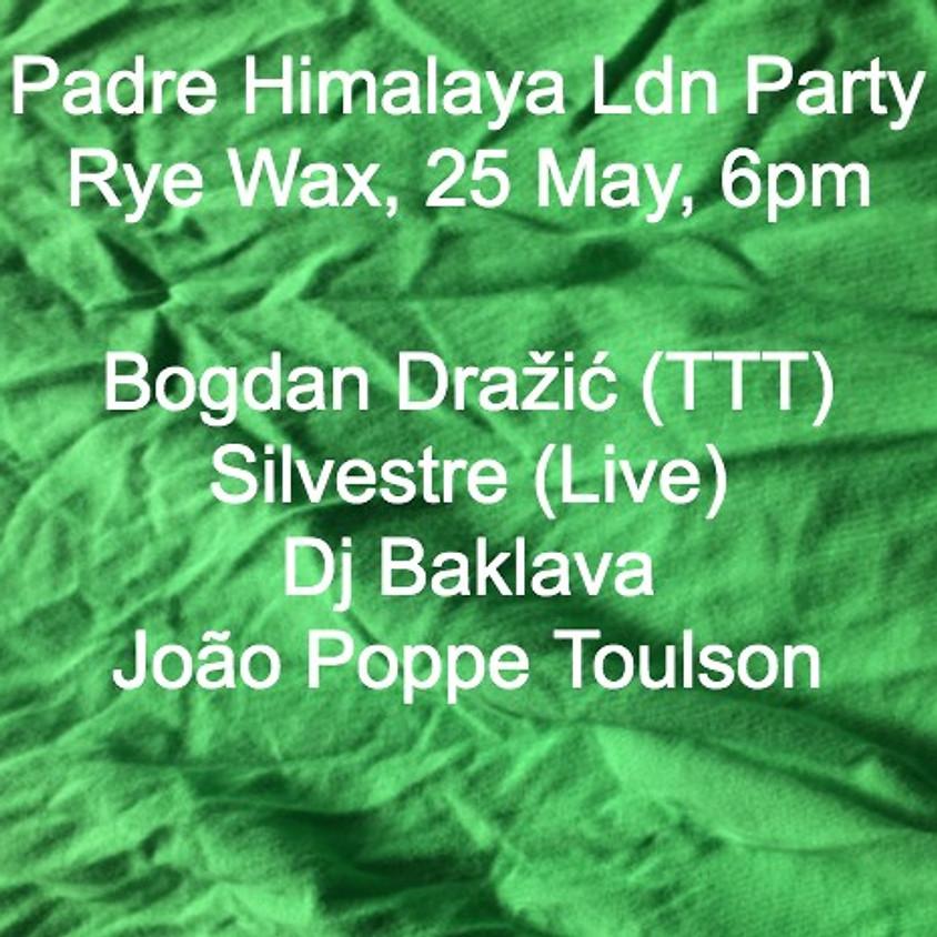 Padre Himalaya Ldn Party - Rye Wax