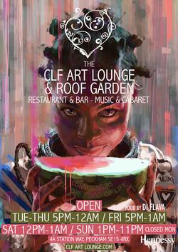 CLF Art Lounge & Roof Garden - Open