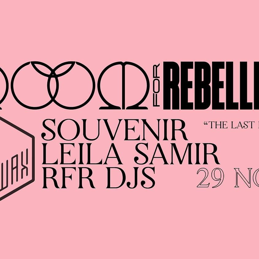 Room for Rebellion: The Last Dance