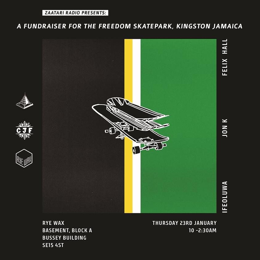 Zaatari Radio w/ Felix Hall/ Ifeoluwa/ Jon K
