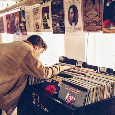 Rye Wax Vinyl Store