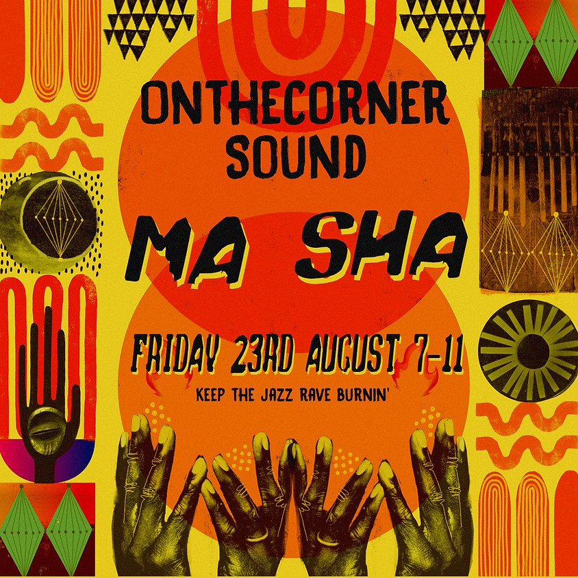 On The Corner Sound: Ma Sha (NYC) Playing Records