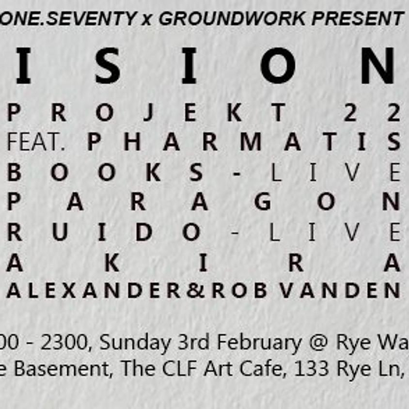One.Seventy x Groundswork