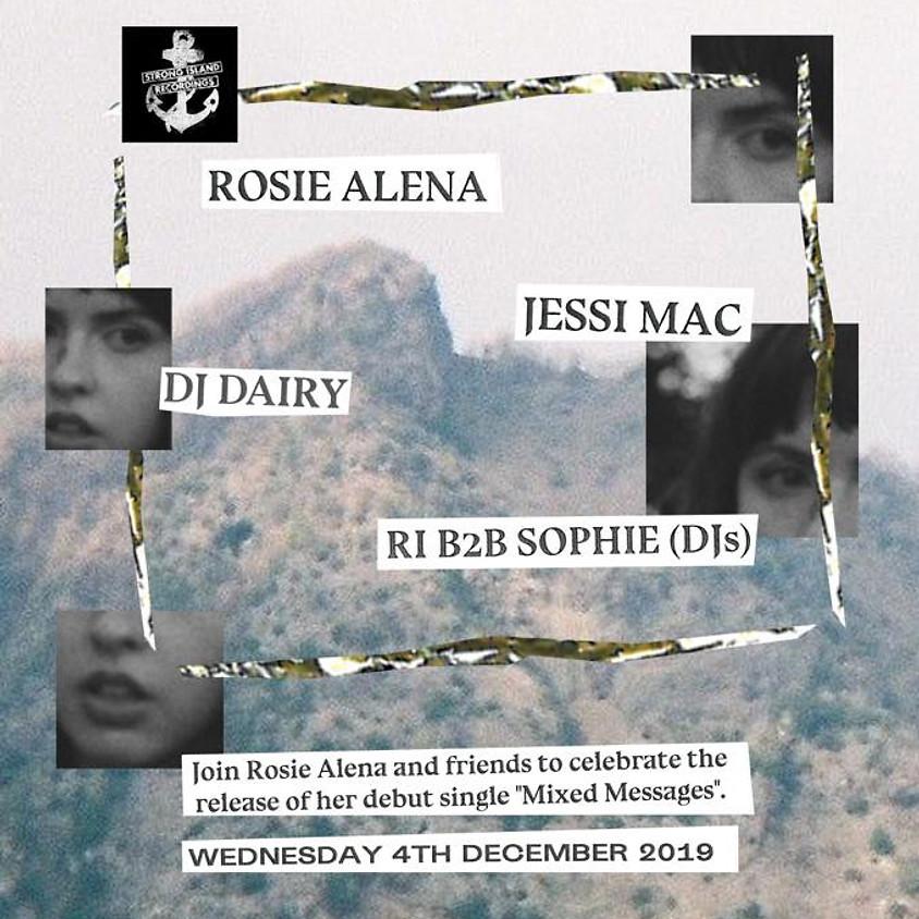 Strong Island Recordings Pres: ROSIE ALENA Single Launch