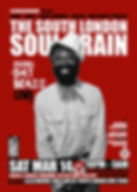 Sat Mar 14 - The South London Soul Train with Dat Brass (Live) + More