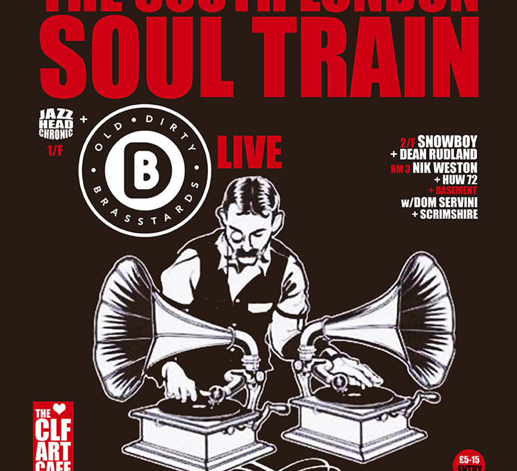 Sat May 18 - South London Soul Train