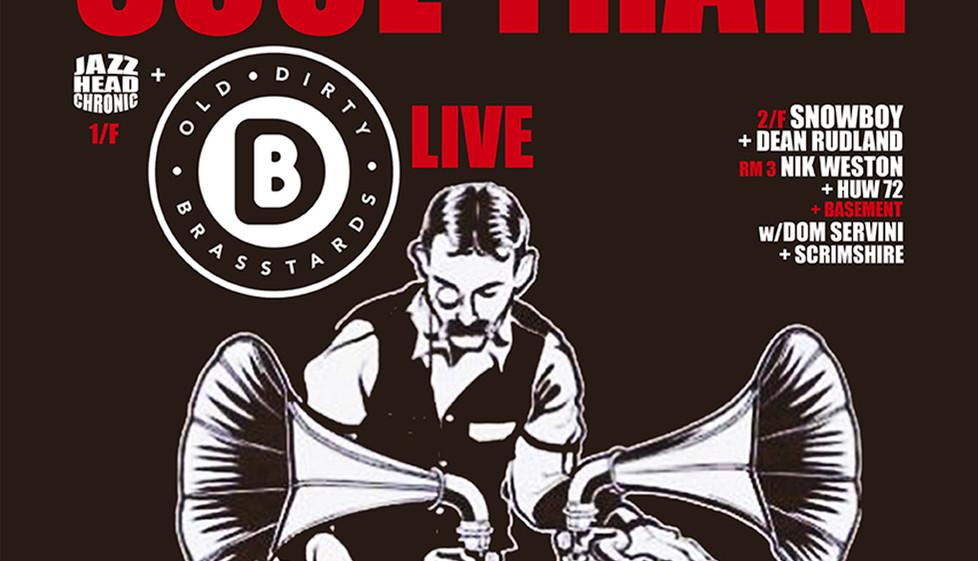 Sat May 18 - South London Soul Train
