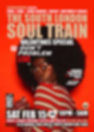 Sat Feb 15 - The South London Soul Train Valentines Special with Don't Problem (Live) + More