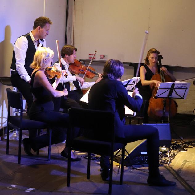 Sacconi Quartet / Jon Boden