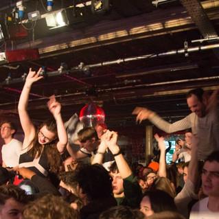 The SLST w/Riot Jazz (Live)