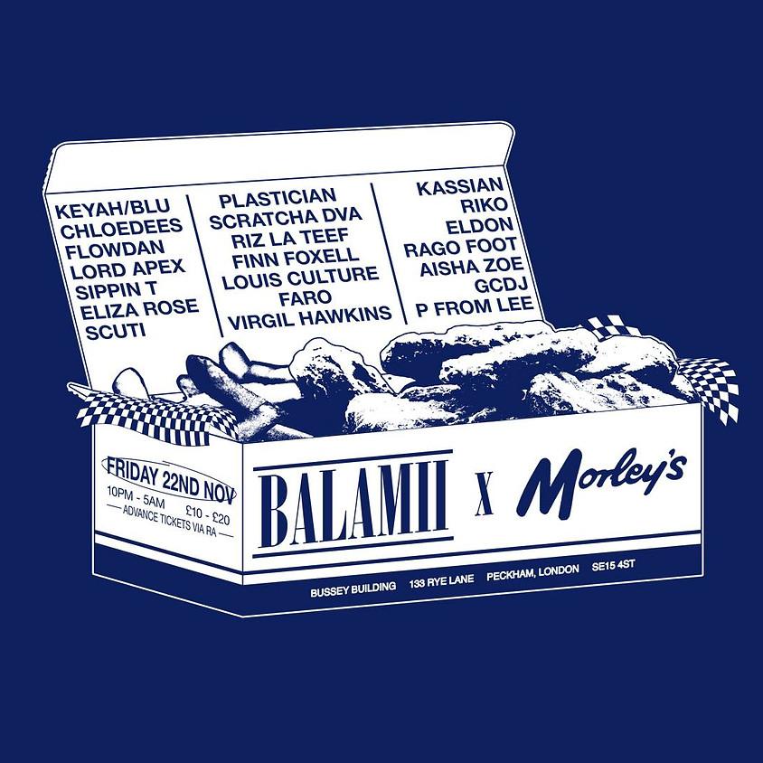 Balamii x Morleys 2019