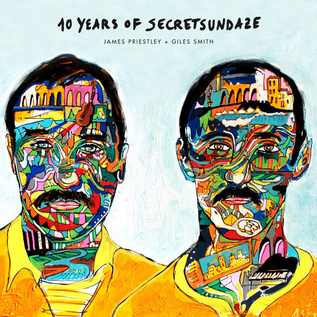 10 years of secretsundaze 2011