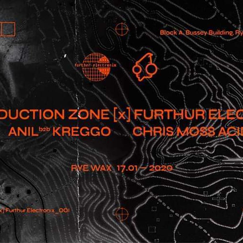 Subduction Zone x Furthur Electronix