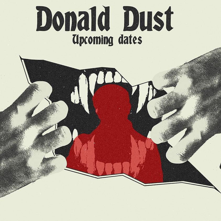 Claptrap x Donald Dust