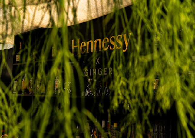Cocktails On The CLF Art Lounge X Hennessy Roof Garden