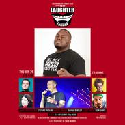 Thu Jun 24 - CLF Laughter Lounge