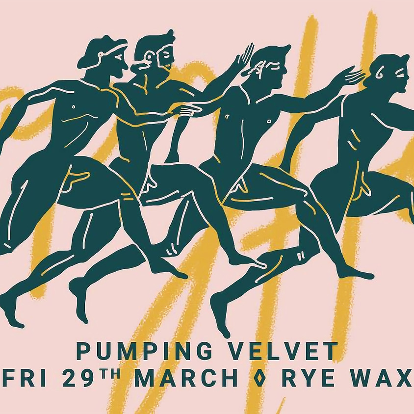 Pumping Velvet Happy Hour