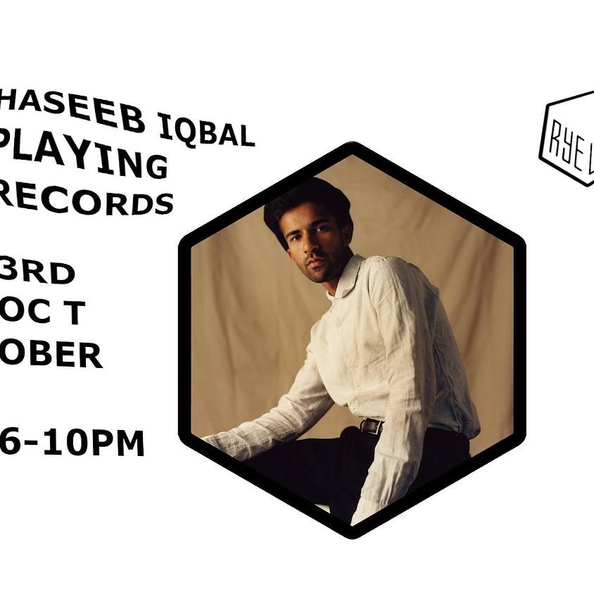 Haseeb Iqbal Playing Records