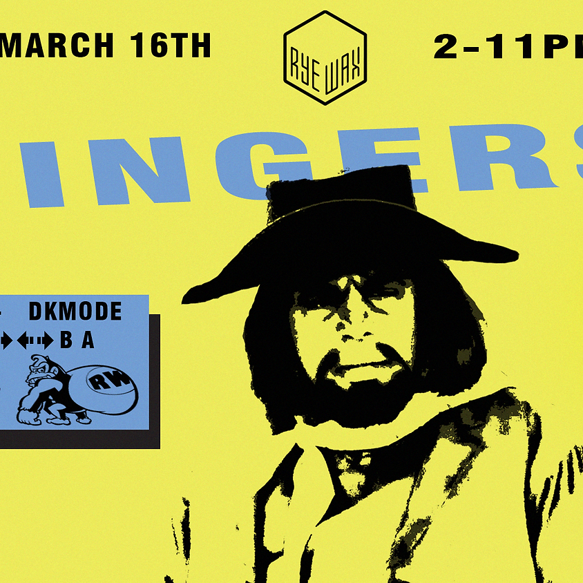 Pingers 3 with Watson and Pals