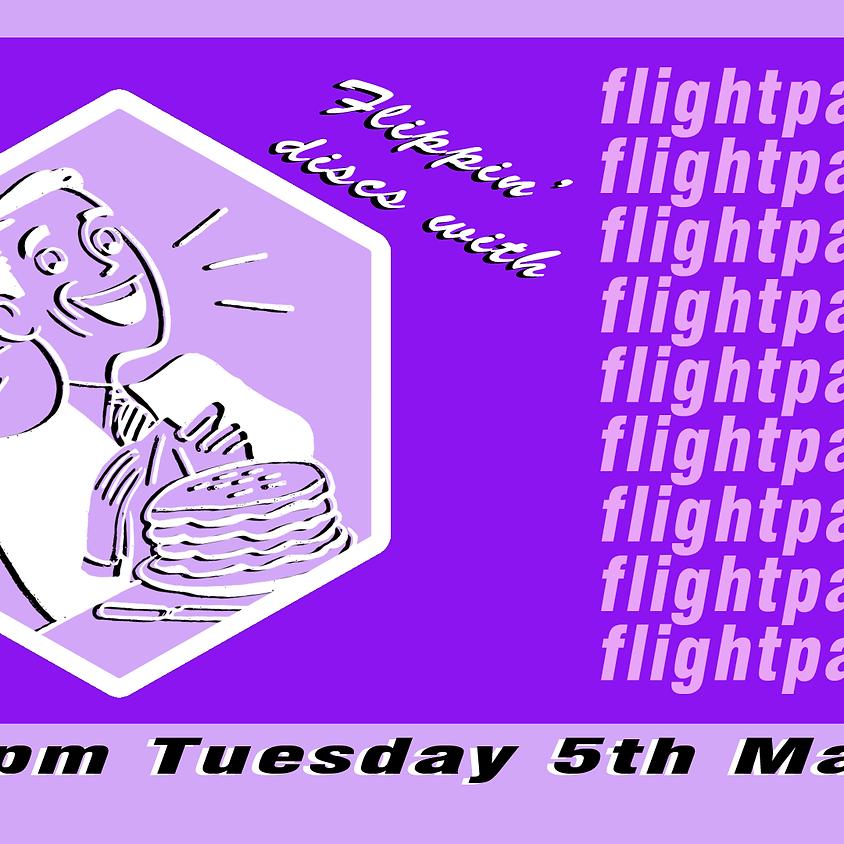 Flippin' Discs with Flightpaths