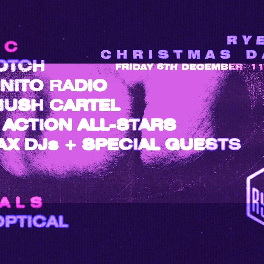 Festive Basement Blowout! Feat mates and more