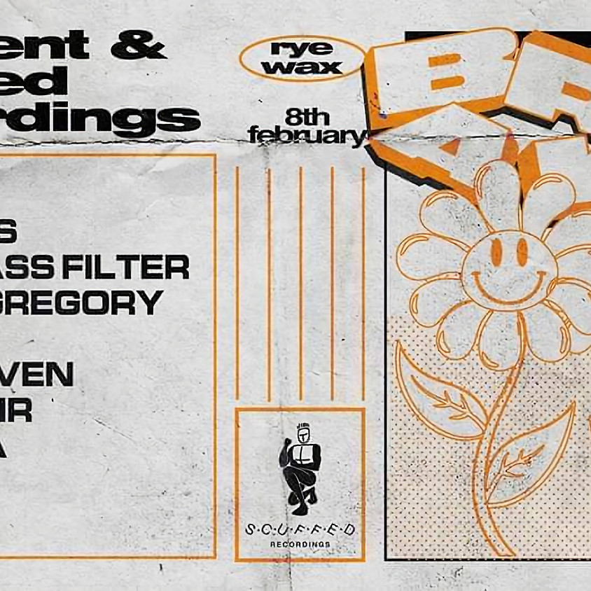 Eminent x Scuffed Recordings at Rye Wax [FREE PARTY]