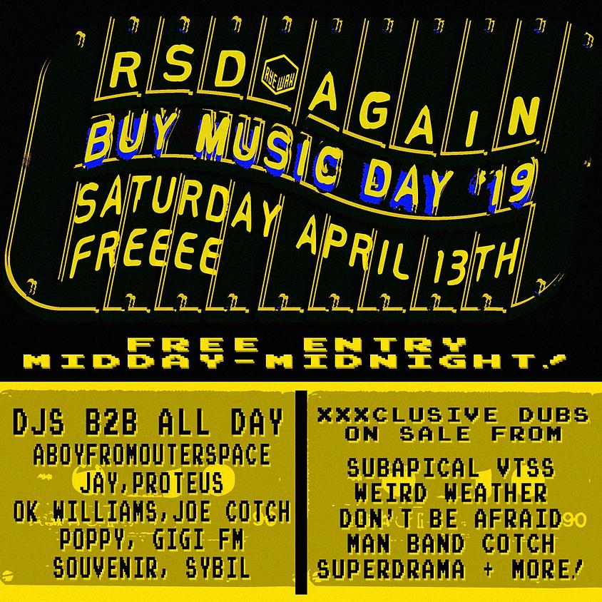 BUY MUSIC DAY '19!