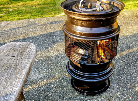 One Fire Pit To Rule Them All!