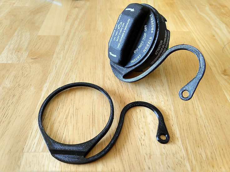 Replacement Bentley Gas Cap Lanyard