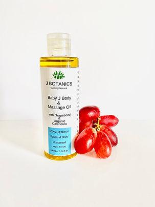 Baby J Oil