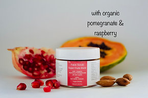 Face Scrub- Super Fruits