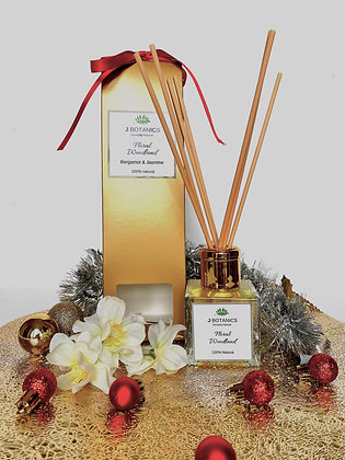 Floral Woodland Reed Diffuser