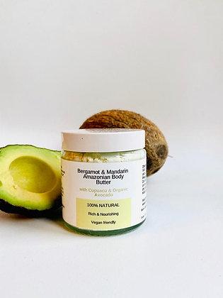 Amazonian Body Butter