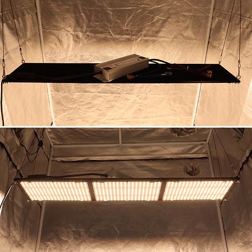 320w Quantum LED Grow Light Kit LM301H V3 Meanwell Driver +660nm