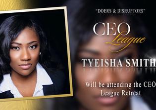 CEO League Retreat Flyer