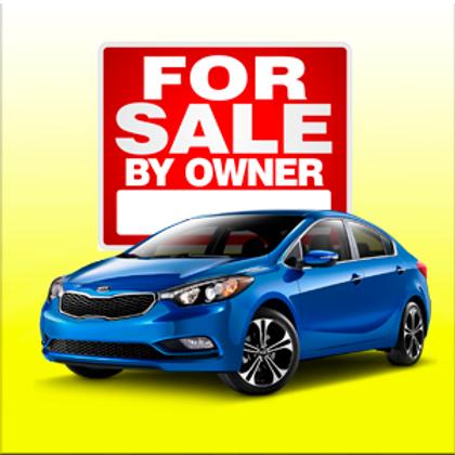 Car for Sale $9.99 for 4 weeks/ Vendo Auto $9.99 por 4 semanas