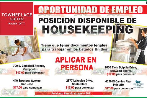 Monthly Special! 1/2 Page REGULAR AD / Especial del Mes! 1/2 Pagina REGULAR