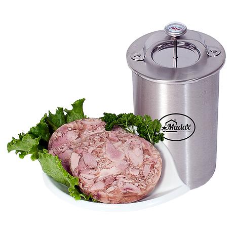 Turkey Ham with Olives - Madax Ham Maker