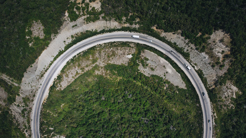Patagonia routes