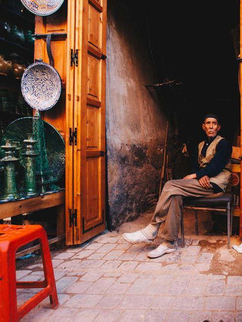 Marrakech, Morocco, 2018