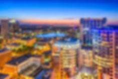 Orlando-Florida-aerial-cityscape-towards