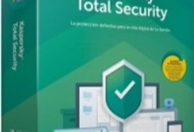 Kaspersky Total Security (Licencia anual)