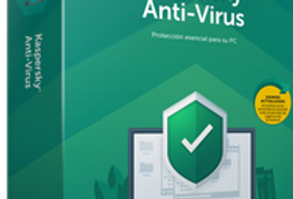 Kaspersky Antivirus (Licencia anual)