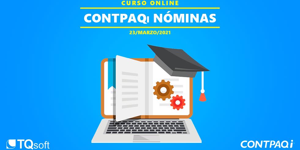 """Curso Online """"CONTPAQi Nóminas"""""""