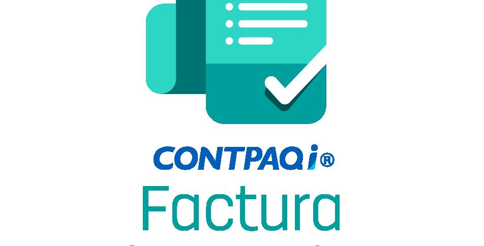 CONTPAQi Factura Electrónica Licencia anual Monoempresa