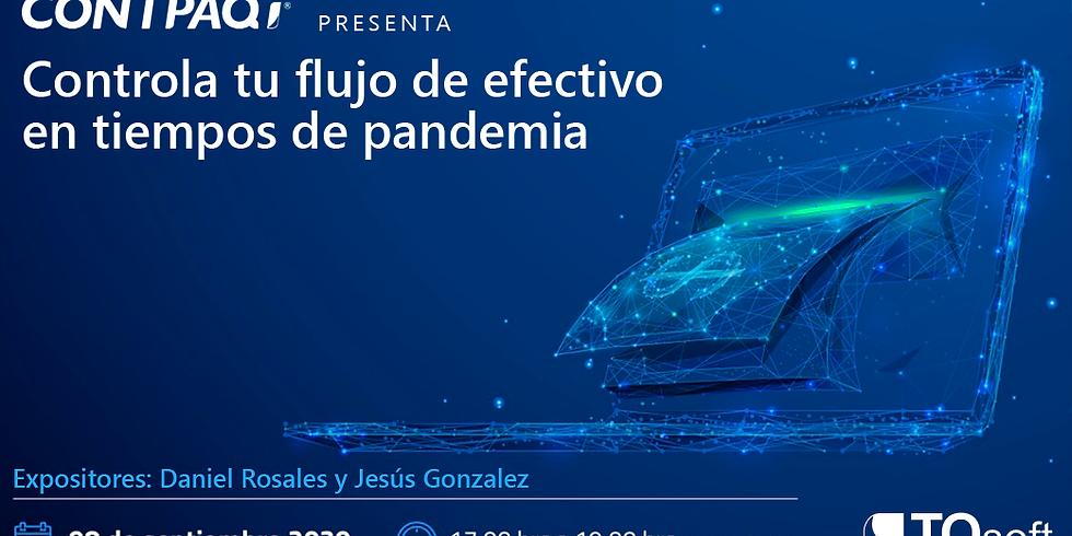 Controla tu flujo de efectivo en tiempos de pandemia