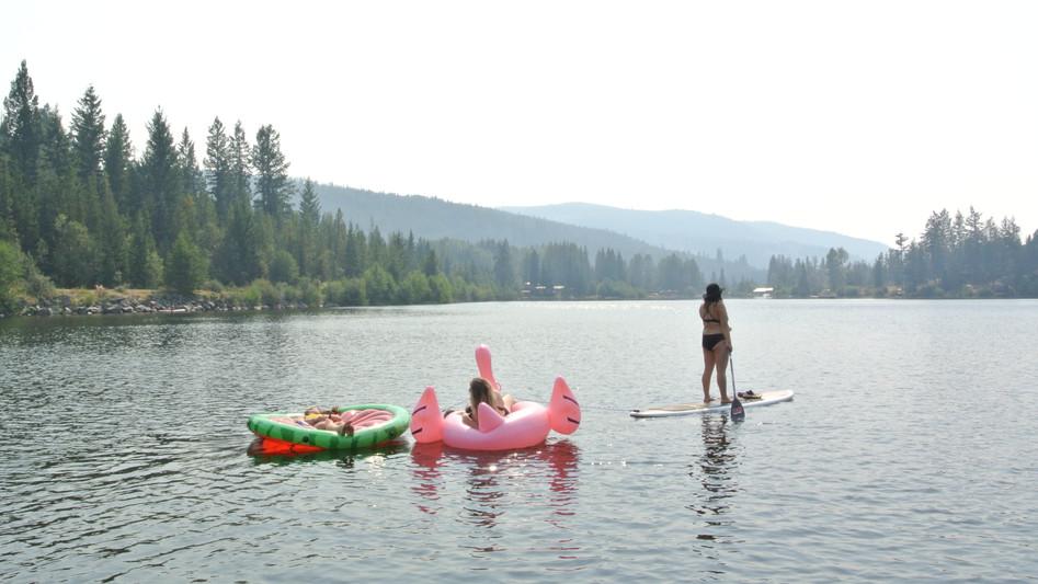 Osprey Lake