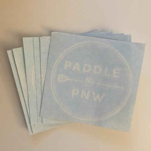 Paddle the PNW decal