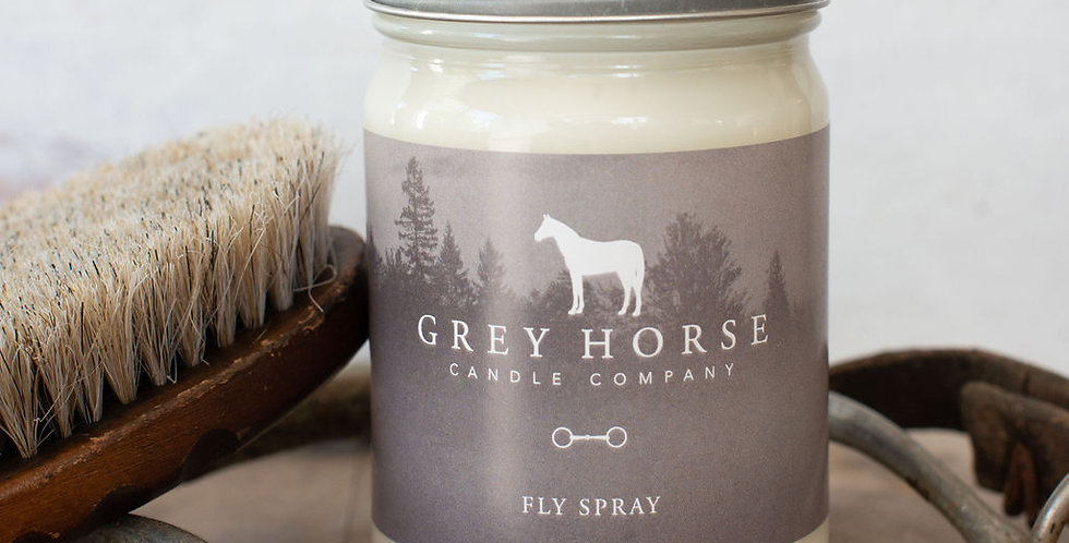 FLY SPRAY - All Natural Soy Candle